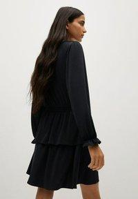 Mango - MOSS8 - Denní šaty - noir - 2