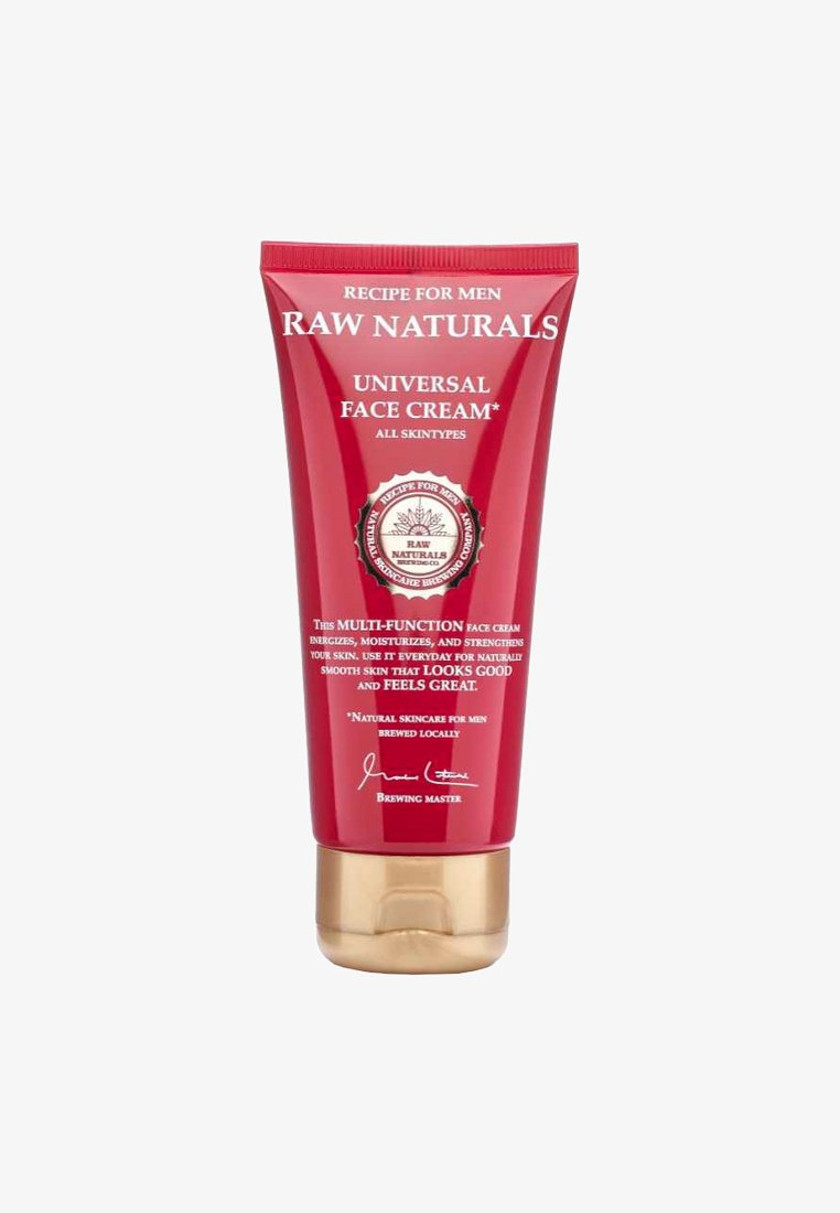 Raw Naturals - BREWING CO. UNIVERSAL FACE CREAM - Dagcrème - not defined, rot