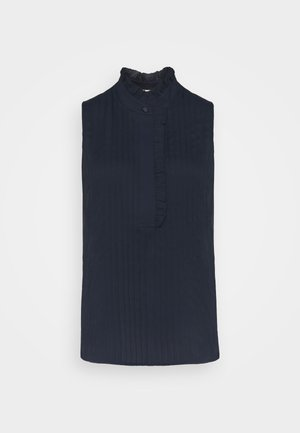 DENEUVE SHELL - Top - navy