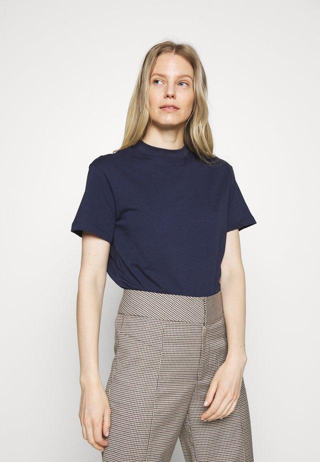LACIVERT - T-shirts - navy