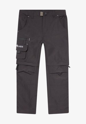 KIDS OPPLAND  - Outdoor trousers - dark grey