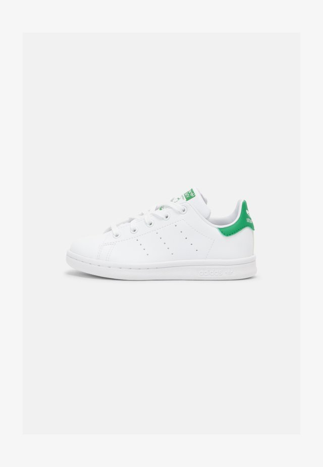 STAN SMITH UNISEX - Sneakers basse - white/green