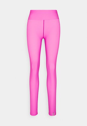 VENTURE - Legginsy - super pink