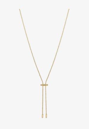 DRAWSTRING  - Kaulakoru - gold-coloured