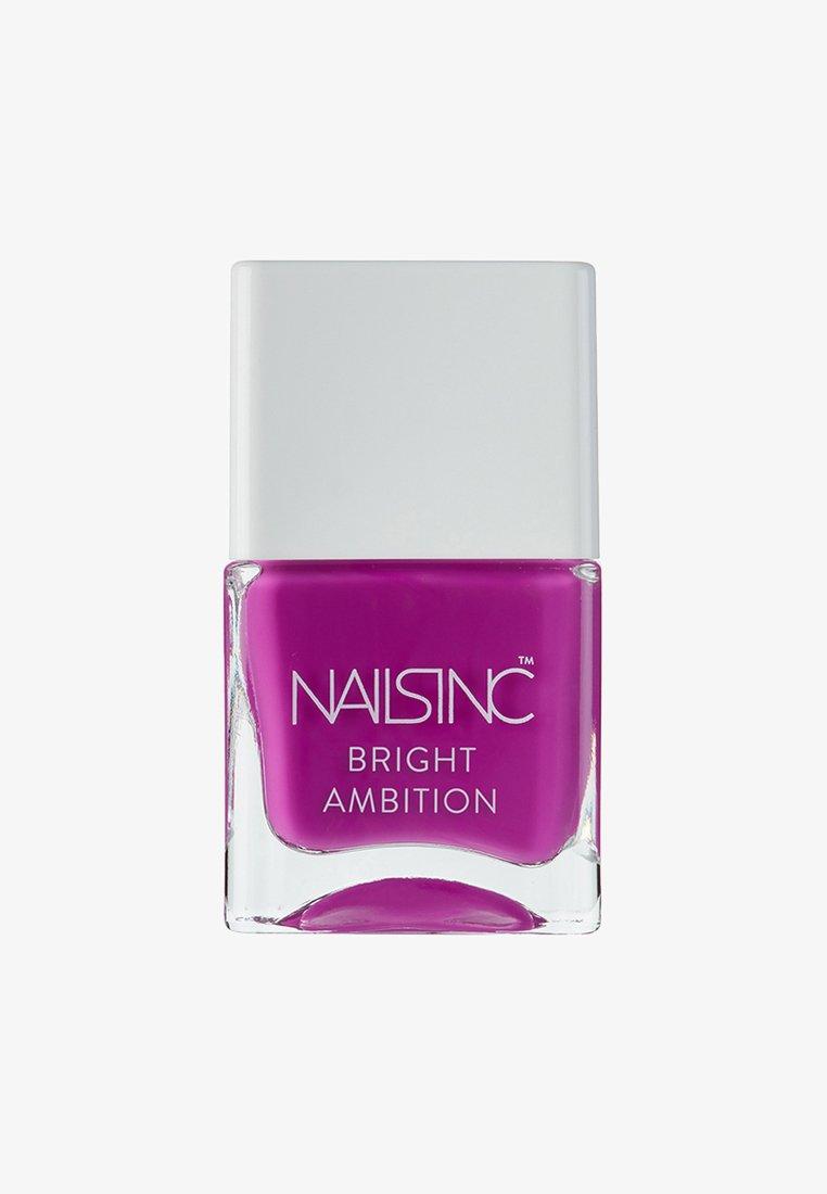 Nails Inc - BRIGHT AMBITION - Nail polish - 10582 it's 12pm somewhere