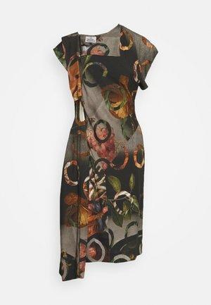 SLBROKEN MIRROR DRESS - Koktejlové šaty/ šaty na párty - multi-coloured