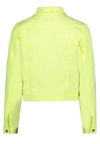Cartoon - Denim jacket - neon lemon - 4
