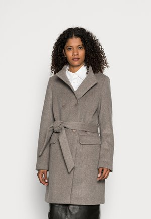 BASIC COAT - Classic coat - taupe