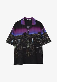 PULL&BEAR - Shirt - black - 5