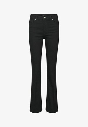 VMSAGA - Flared jeans - black
