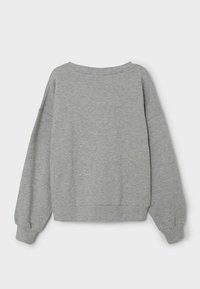 LMTD - Sweatshirt - light grey melange - 2