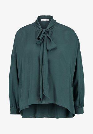 LESLY BLOUSE - Blouse - dark green