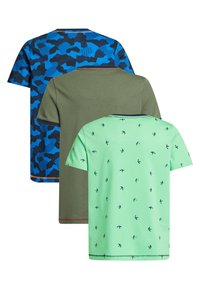 WE Fashion - 3-PACK - Print T-shirt - multi-coloured - 1