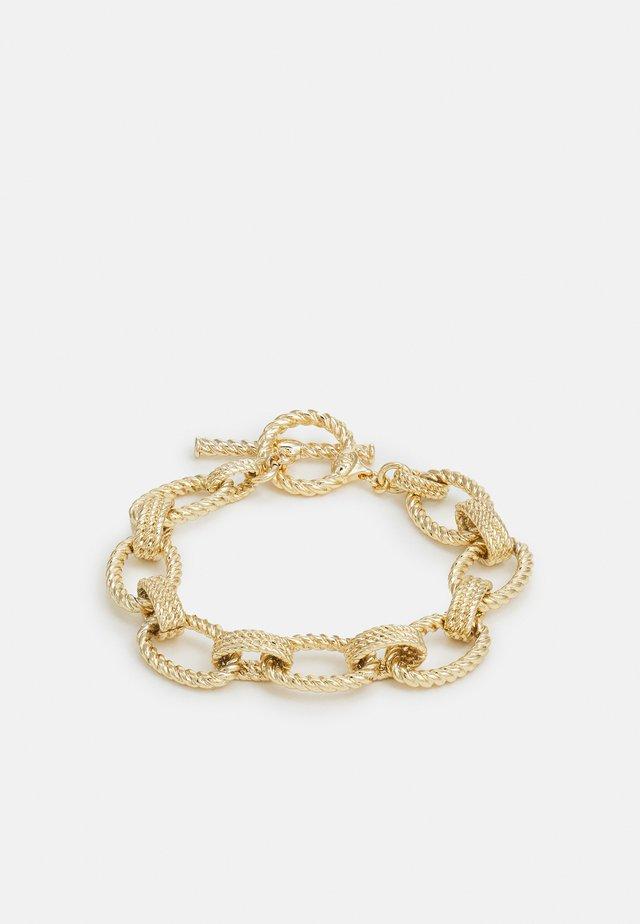 ROPE FLEX - Náramek - gold-coloured