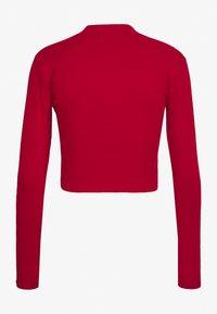 Even&Odd - 2 PACK - Langarmshirt - black/red - 2