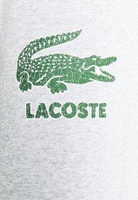 Lacoste - Verryttelyhousut - silver chine - 7