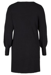 Zizzi - Shift dress - black - 4
