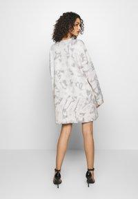 Missguided - TIE DYE DRESS - Day dress - cream - 2