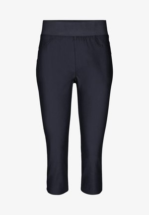 ROMI CAPRI - Trousers - dress blue
