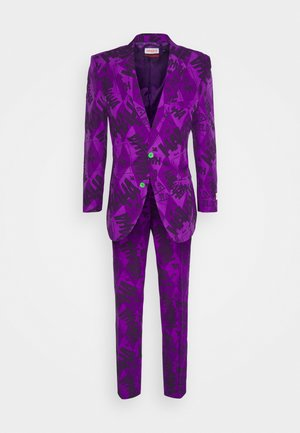 Suit - purple