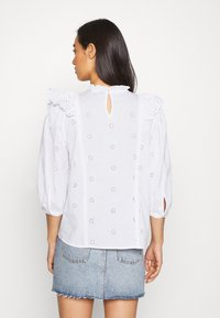 New Look - DOLLY CUTWORK - Bluser - white - 2