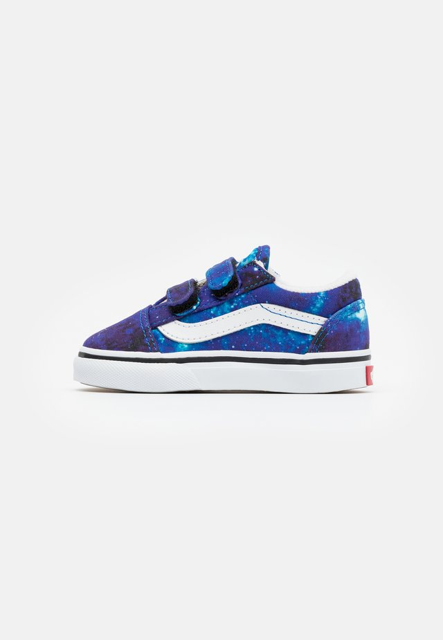 OLD SKOOL - Baskets basses - multicolor/nebulas blue/true white