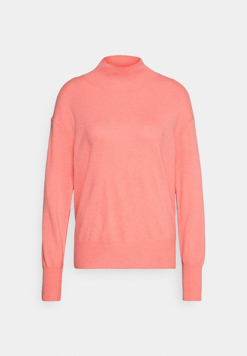 Rich & Royal - Jumper - spiced coral