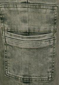 Street One - COLOUR-DENIM IM STYLE - Slim fit jeans - grün - 4