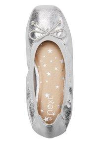 Next - Ballet pumps - silver - 1