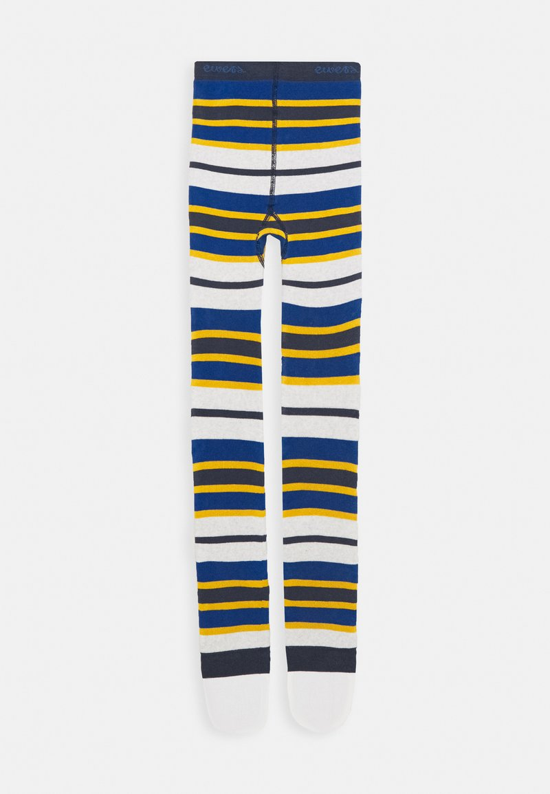 Ewers - THERMO STRIPES - Legging - blue