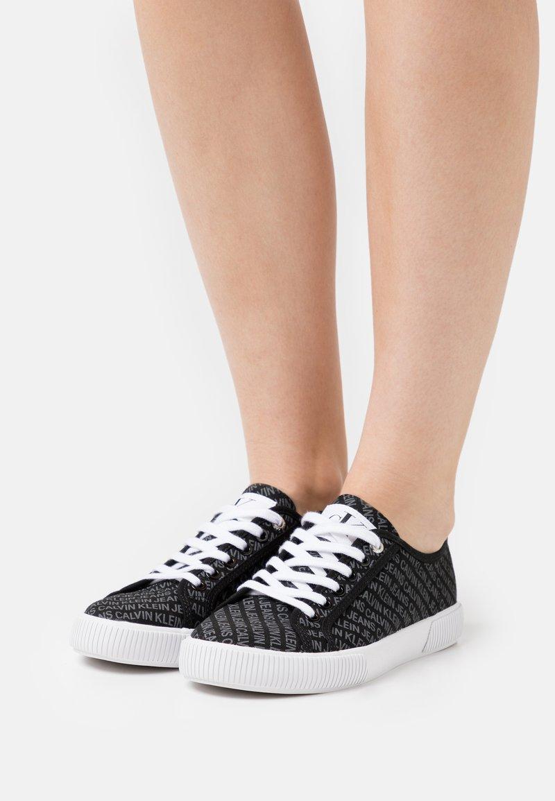 Calvin Klein Jeans - LACEUP  - Sneakers - black