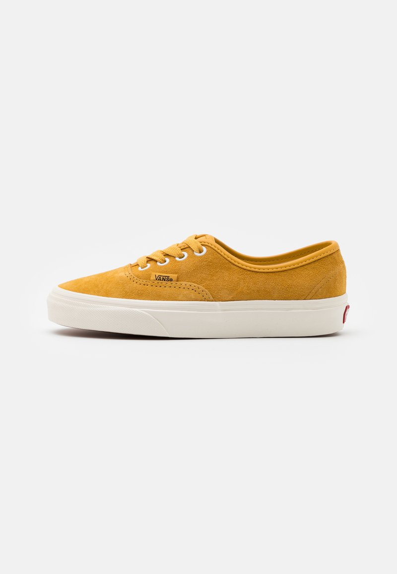 Vans - AUTHENTIC UNISEX  - Trainers - honey gold/true white