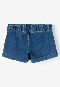 Name it - Denim shorts - medium blue denim - 1