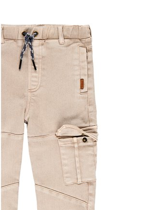 Cargo trousers - beig