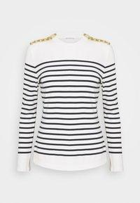 Claudie Pierlot - Long sleeved top - ecru - 4