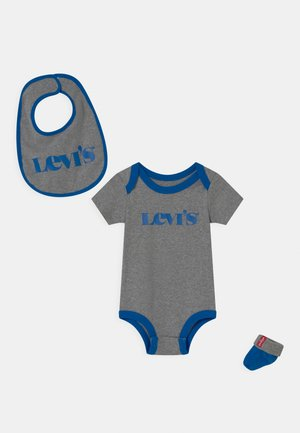 NEW LOGO INFANT SET  - Print T-shirt - prince blue