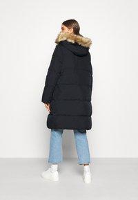 Superdry - LOUISA COAT - Down coat - blue graphite - 2