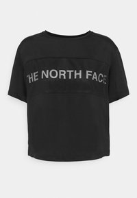 The North Face - Print T-shirt - black