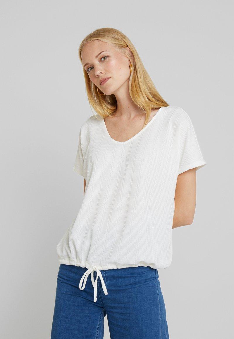 TOM TAILOR DENIM - Blouse - off white