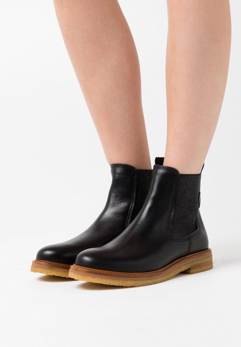 Marc O'Polo - BRENDA - Classic ankle boots - black