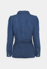 ONLY - ONLMELROSE JACKET YORK - Denim jacket - medium blue denim - 7