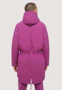 Napapijri - RAINFOREST - Winter coat - purple - 2