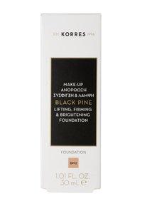 Korres - BLACK PINE FOUNDATION - Foundation - bpf 2 - 2