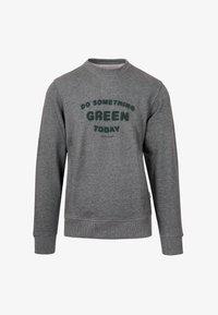 Scalpers - Sweatshirt - grey melange - 4