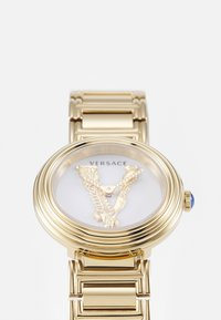 Versace Watches - VIRTUS MINI DUO - Watch - gold-colured/white - 5