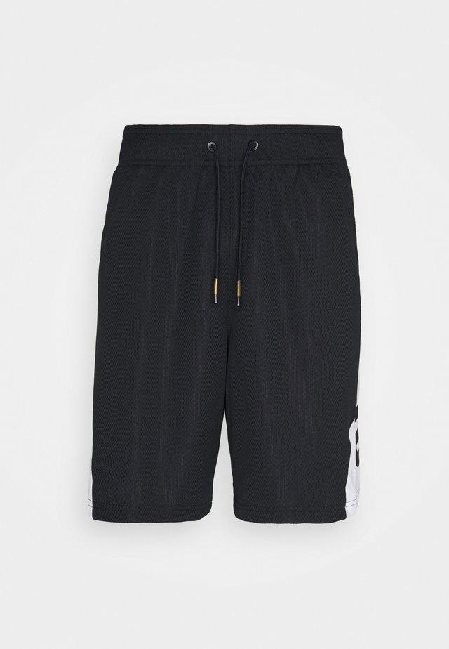 EMBIID SIGNATURE SHORT - Sports shorts - black