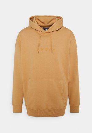 KATAKANA HOODIE UNISEX - Sweatshirt - beige