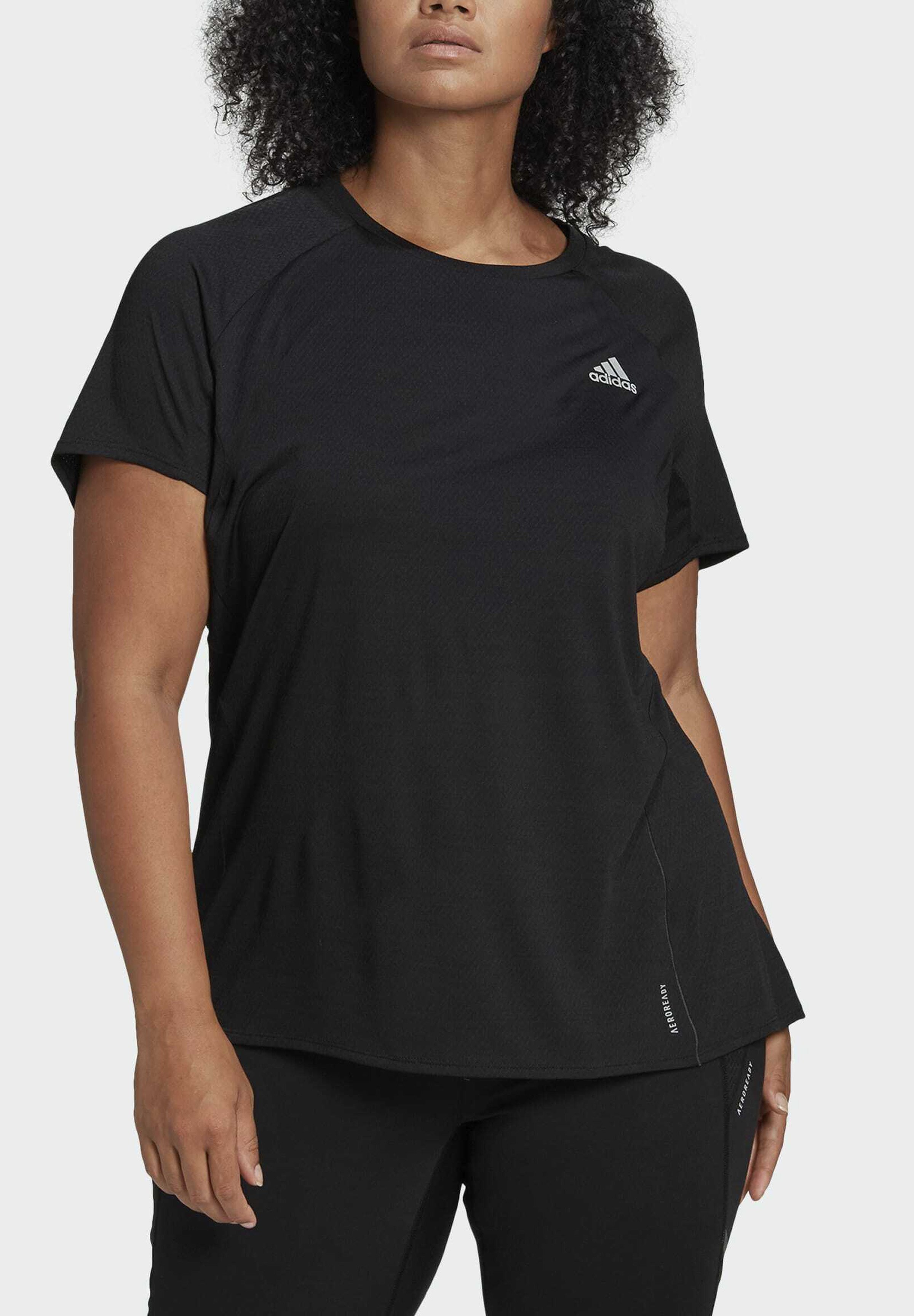 Women ADI RUNNER TEE - Basic T-shirt