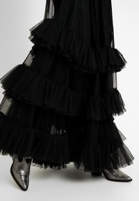 Lace & Beads Tall - RENEE - Galajurk - black - 6