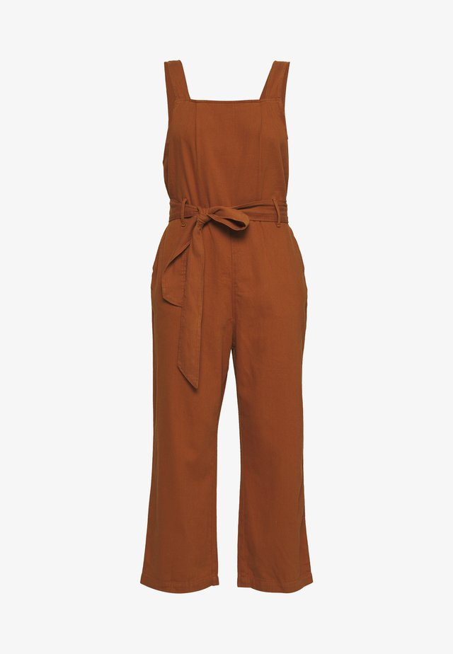 HAY - Overall / Jumpsuit /Buksedragter - orange dark